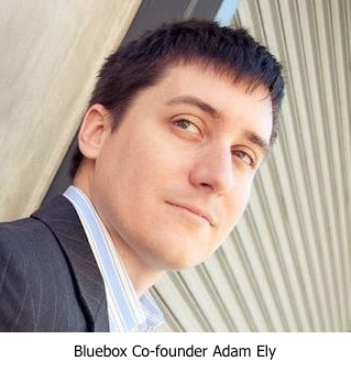 Adam Ely, co-founder of Bluebox