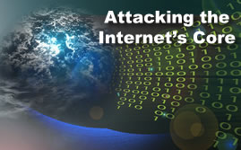 Attacking Internet's Core