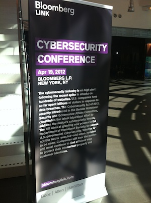 Bloomberg Cybersecurity Conference