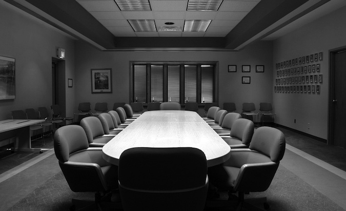 Enterprise Board of Directors Room