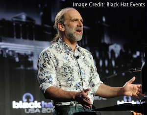 Bruce Schneier at Black Hat USA 2012