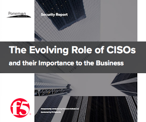 Report: Evolving Role of CISOs