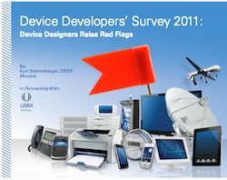 Download Device Developers' Survey 2011