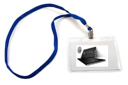 Device ID Badge