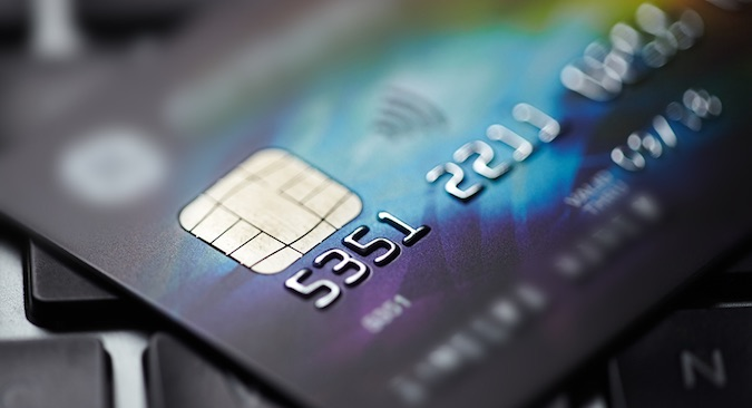 Counterfeit card fraud drops