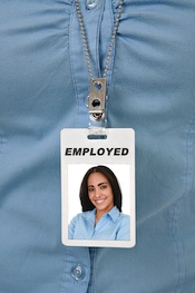 Employee ID Badge Still Active