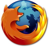 Firefox from Mozilla Logo