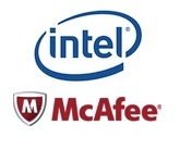 Intel Integrating McAfee Security