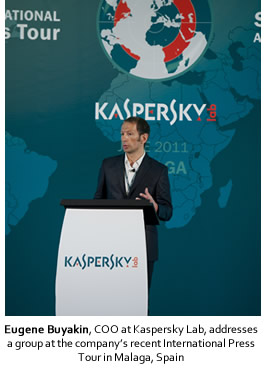 Kaspersky Threat Report