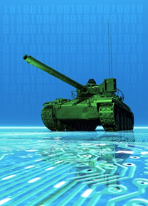 Cyber War Attribution