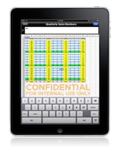 Websense Mobile DLP on iPad