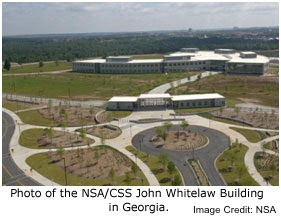 NSA Georgia Cryptologic Center