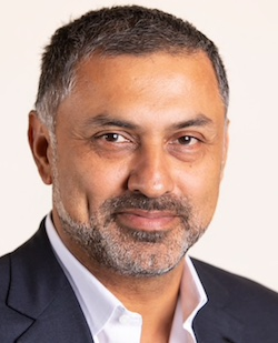 Nikesh Arora - chairman and CEO of Palo Alto Networks