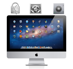 Mac OS Lion Passwords