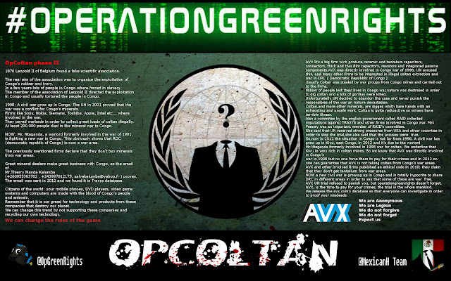 #OperationGreenRights