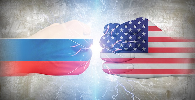 Russia Cyber Tensions Raise