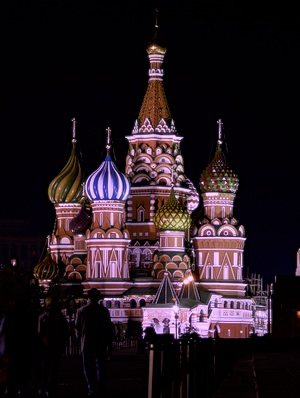 Anonymous Targets Putin with DDoS Attacks