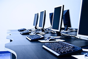 Computers Using Virtual Desktop Infrastructure