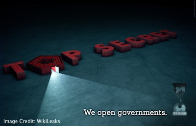 WikiLeaks Exposing Governments