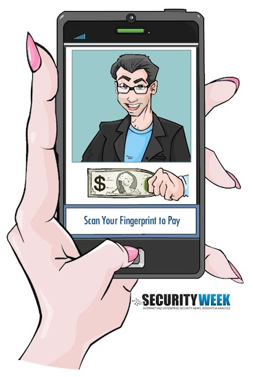 Biometric Payments Using Smartphone