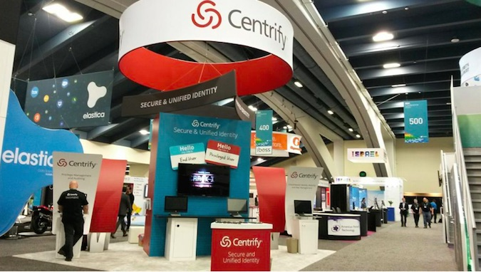 Centrify Cloud-based Privileged Identity Service