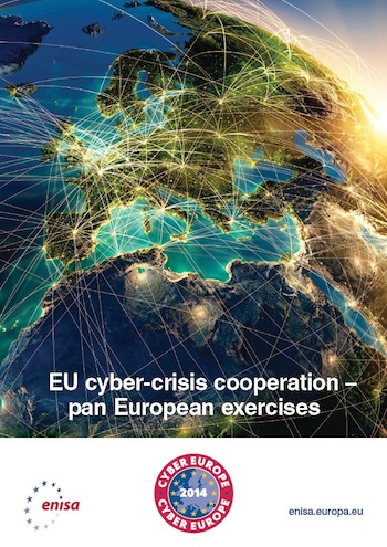 Cyber Europe 2014 Cybersecurity Excercises