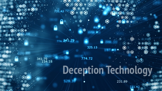Using deception in cyber security