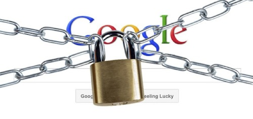 Google SSL Search Results