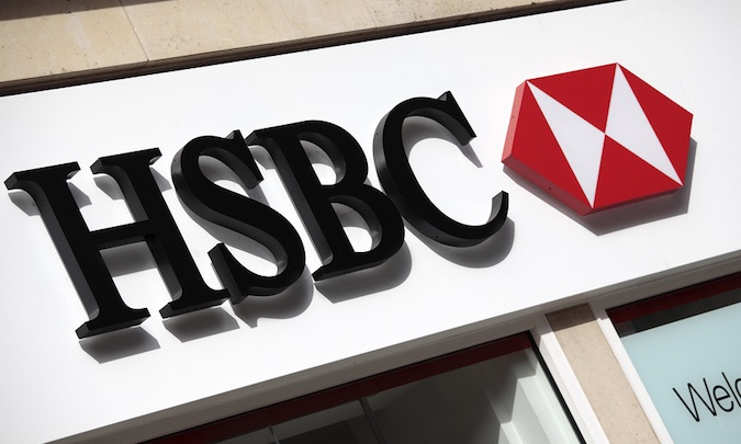 HSBC in UK