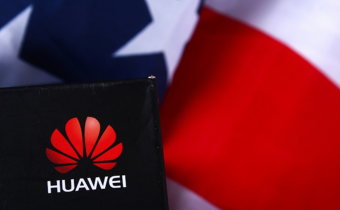 Huawei declared national security threat