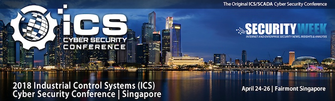 ICS Cyber Security Conference | Singapore