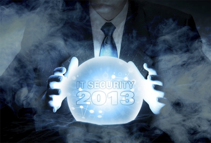 IT Security Crystal Ball