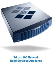 Infobox Trinzic 100 Appliance Photo
