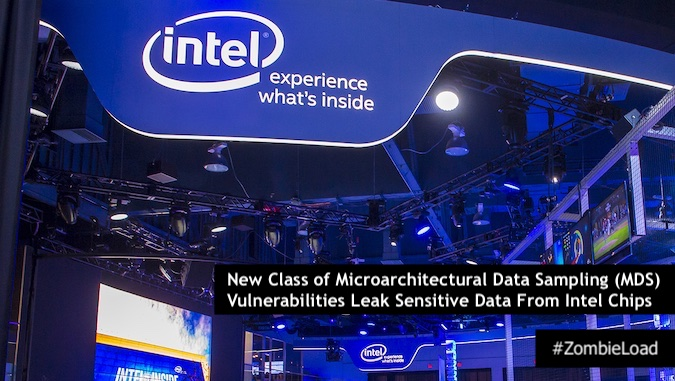 Advisories from tech companies for Intel MDS vulnerabilities