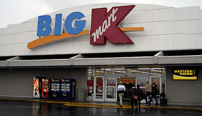 Kmart again hit by hackers