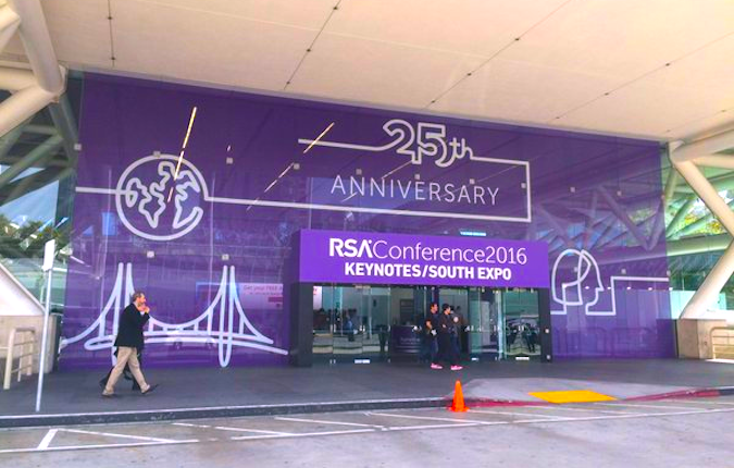 RSA Conference 2016