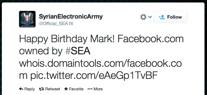 SEA Hacks Facebook.Com