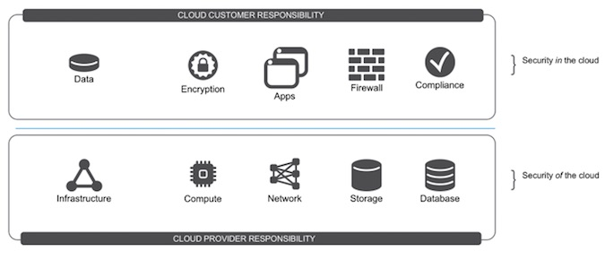 Cloud Provider Security and Customer Responsibilities