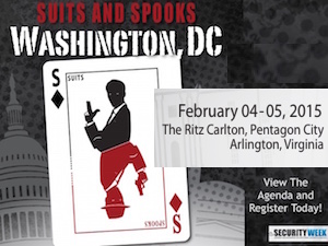 Suits and Spooks: Washington DC 2015