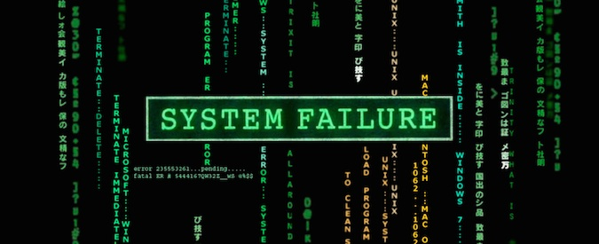 System Crash Report