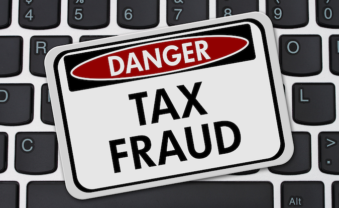 Internet Tax Scams