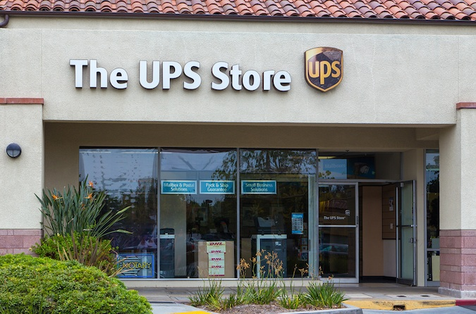 UPS Store Data Breach