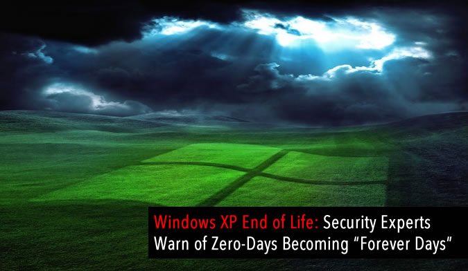 Windows XP Zero Day Vulnerabilities
