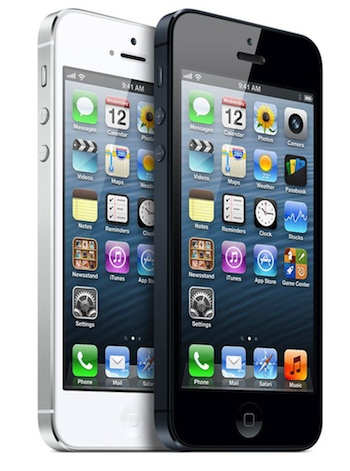 iPhone 5 Security Considerations