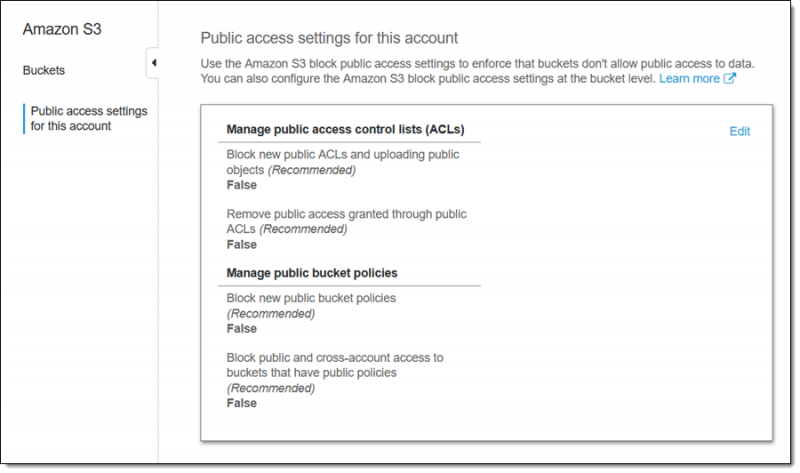 AWS adds another feature designed to prevent data leaks