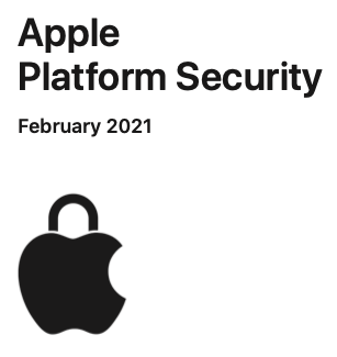 Apple Platform Security Guide Gets Biggest Update to Date