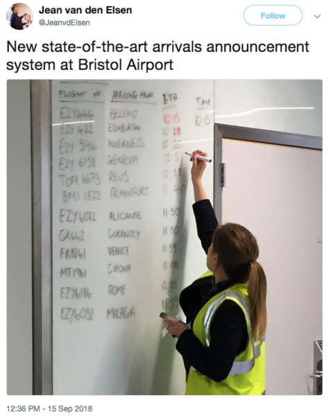 Bristol Airport hit by ransomware