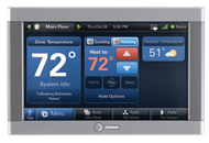 Vulnerabilities in Trane ComfortLink II thermostats