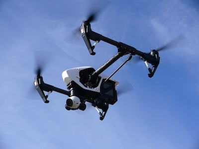 DJI using drones to help China spy on US